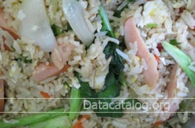 สูตรและวิธีผัดข้าวผัดให้อร่อยและน่าทานทำขายเป็นอาชีพเสริมเพิ่มรายได้