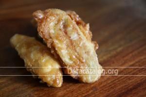 กล้วยทอด ขนมไทย