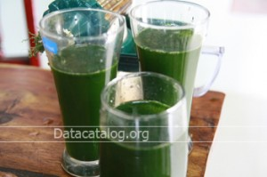 สูตรน้ำผักผลไม้เพื่อสุขภาพ