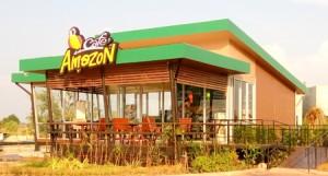 ร้านกาแฟอเมซอน
